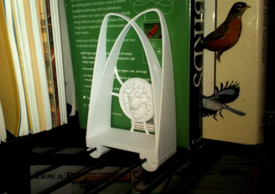 3D Printing a Bakers Rack Bookend with Blender tutorials