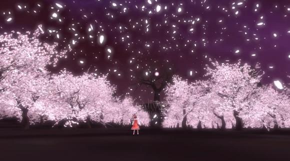 Video: Reimu vs Yuyuko video art