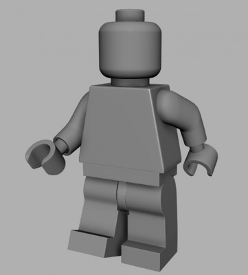Create Your Own Lego Minifig tutorials
