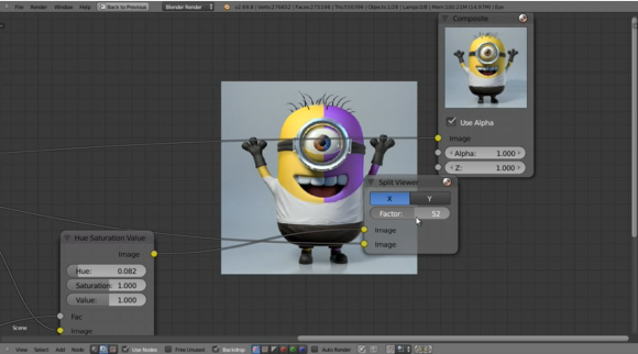 How to Create ID Masks in Blender videotutorials