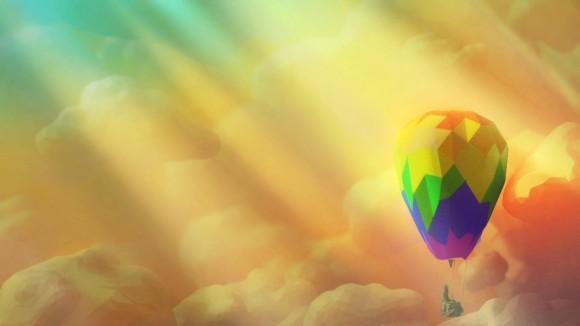 45 - Eric Varela - Balloon Ride at Sunrise