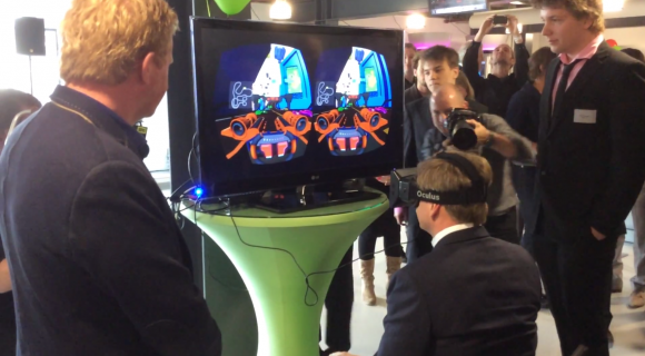 Dutch King Plays Blender Game