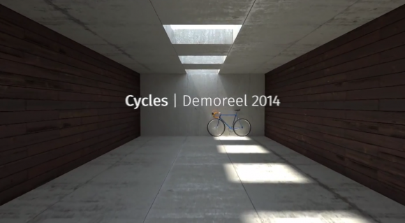 cycles demoreel 2014