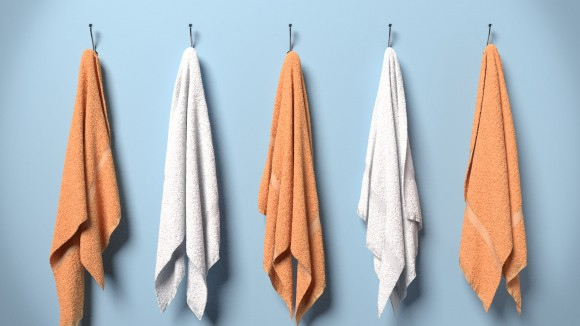 how to make towels