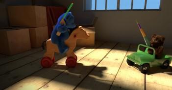 19 - jBlenderUser3D - 'Toys Battle'