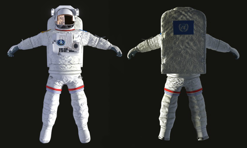nasa space suits models - photo #6