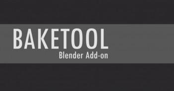 Baketool