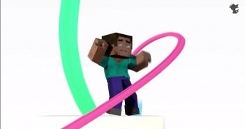 Minecraft free 3D rig fancyfeet
