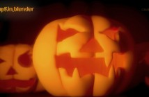 Blender pumpkins