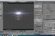 real time lens flares