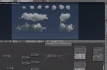 procedural clouds