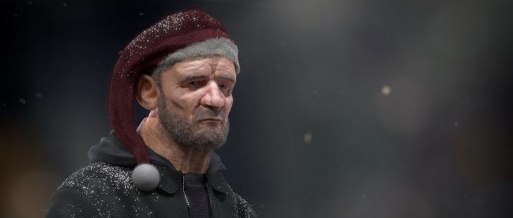 Poor Christmas - BlenderNation