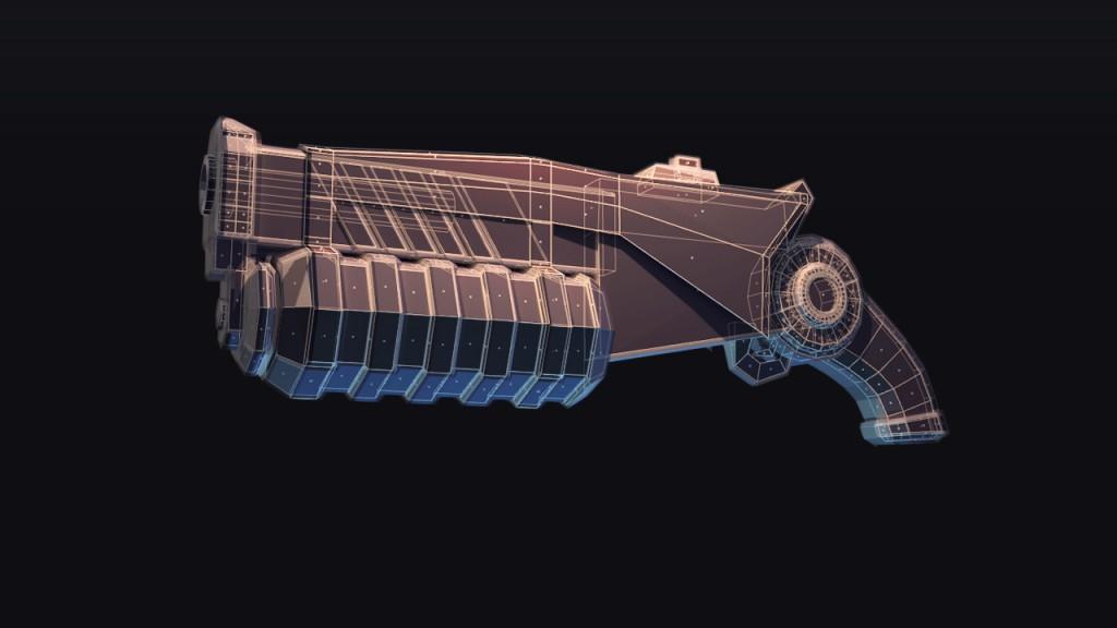Retro Blaster 1