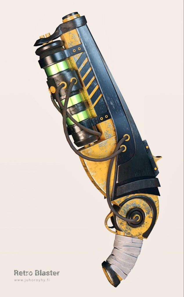 Retro Blaster 2