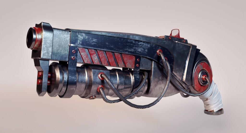 Retro Blaster 4