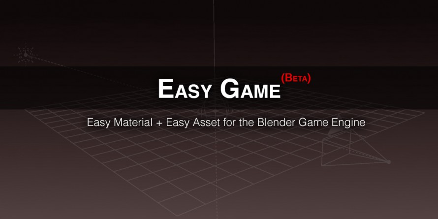 Best Blender addon Easy Game