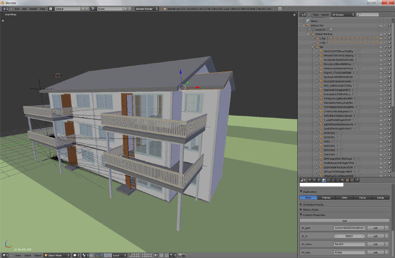 Bim File Importer Ifcopenshell 0 4 0 Has Been Released