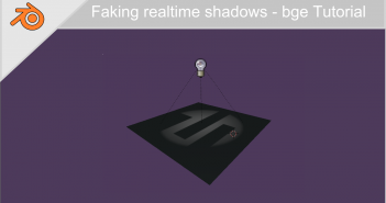 Faking-realtime-shadows