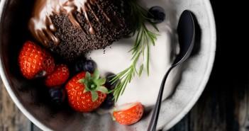 Strawberries and cream 1