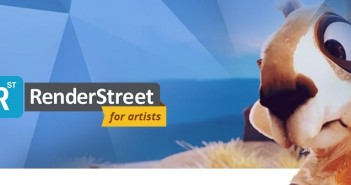 renderstreet for artists