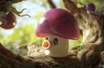 Puff-shroom_3D