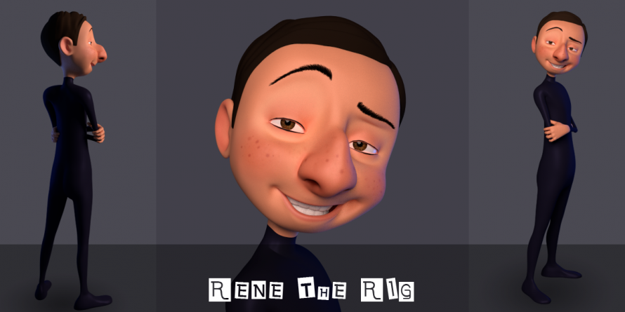 Sfm how to add scale control to rigged models