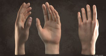 3D-hand-image