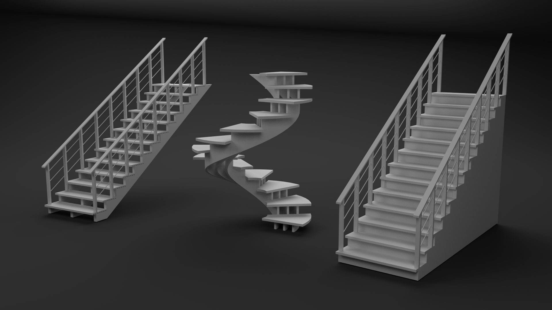 Tutorial Easiest Way To Make Stairs In Blender