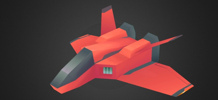 Tutorial How To Model A Low Poly Spaceship Blendernation