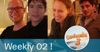 Caminandes 3 weekly 2
