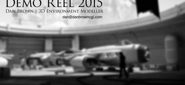 Demo Reel: Dan Brown