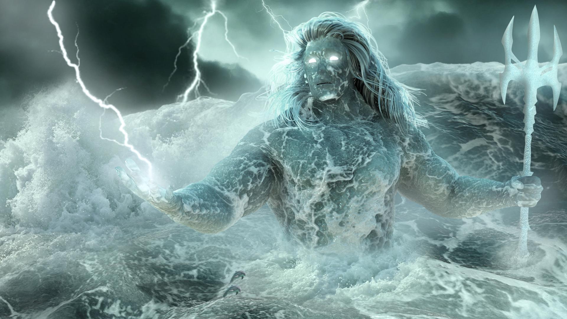 Ouranos  Uranus  Greek Mythology  Crystalinks