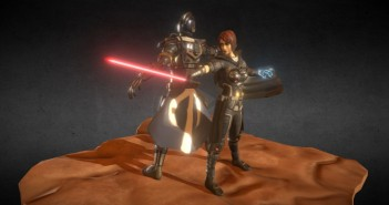 The old republic - team up v2