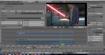 blender lightsabers tutorial