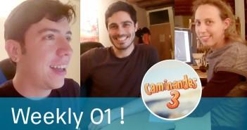 caminandes weekly 1