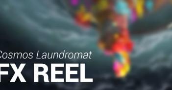 cosmos laundromat vfx reel