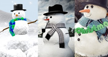 Five-years-of-snowmen