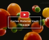 Cycles Material Vault Teaser