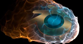 pointdensity.flame_.blenderlogo