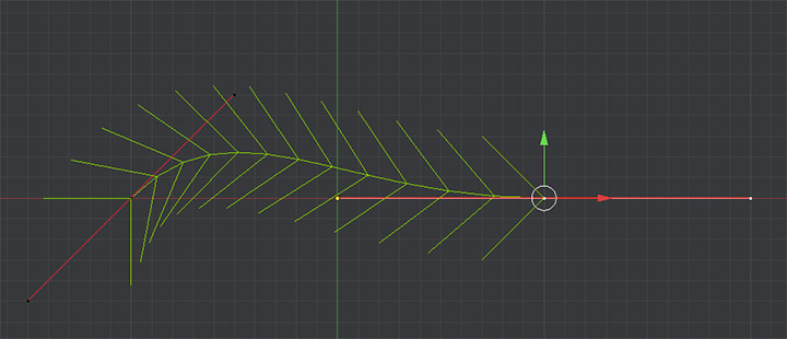 Ugly looking curve in Blender