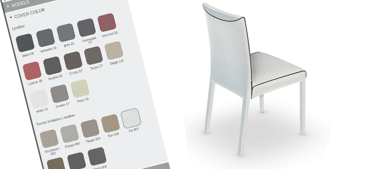 Furniture 3d Configurator Brought Online With Blender
