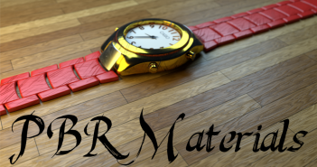 PBR-Materials-Preview