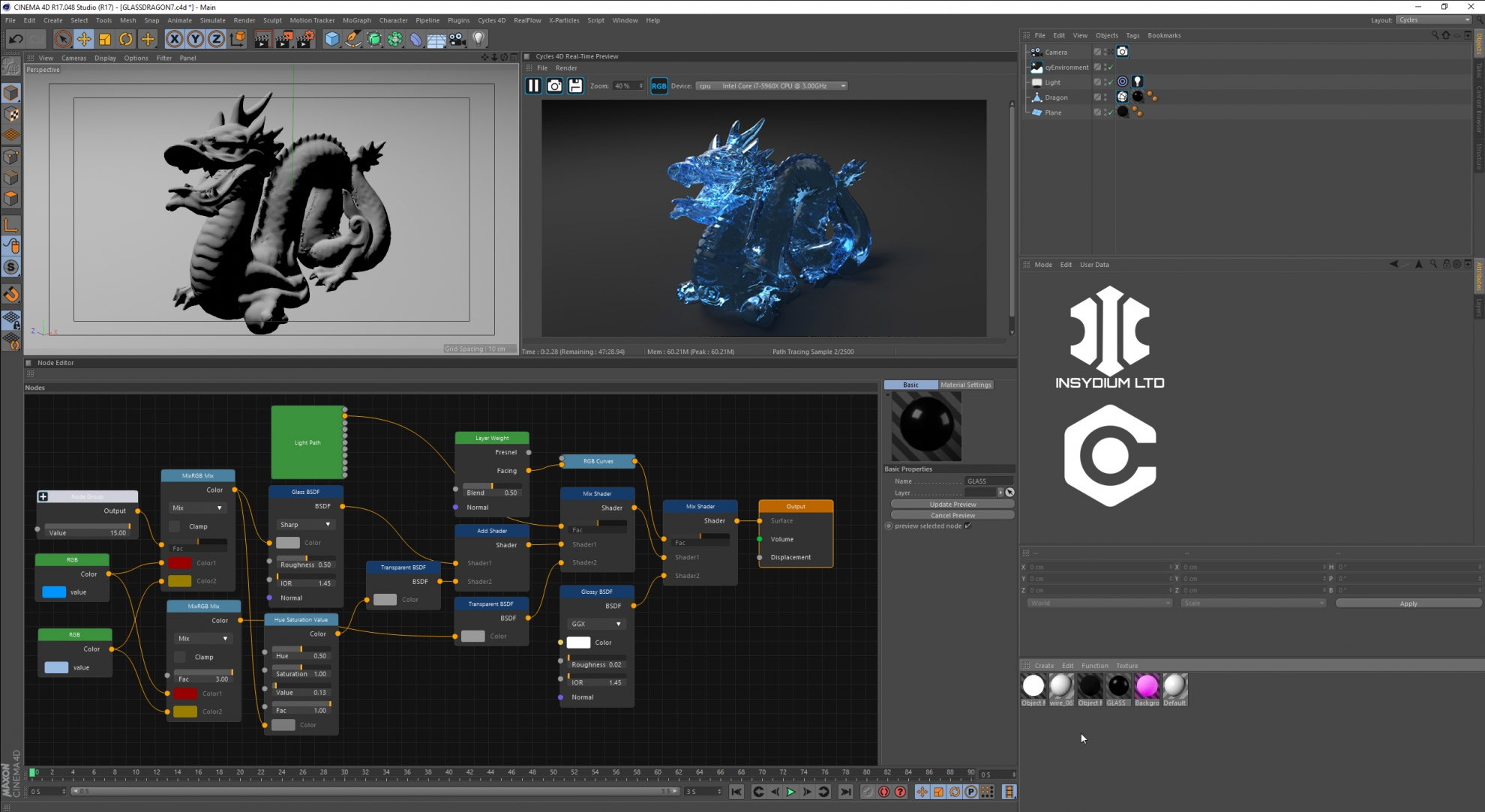 Cycles is coming to Cinema4D  BlenderNation