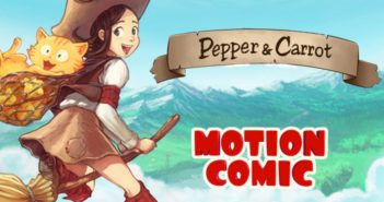 pepper carrot movie