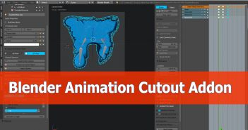 Blender_Cutout_Addon_2D_Animation