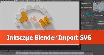 Blender_Inkscape_Import_SVG
