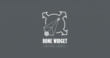 BoneWidget_logo_blenderNation