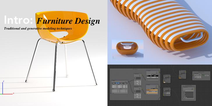 Furniture Design Videos furniture design with blender for beginners - blendernation
