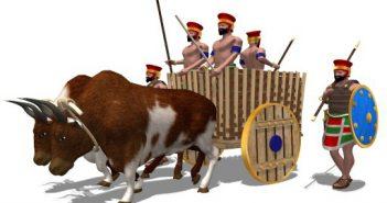oxen-cart