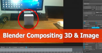 Blender_Compositing_Image_3D_Objects_Tutorial